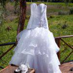 Wedding at Chandelier Game Lodge