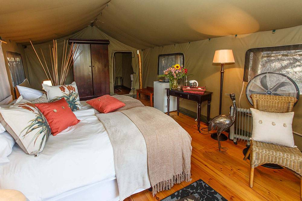Oudtshoorn Tented Accommodation