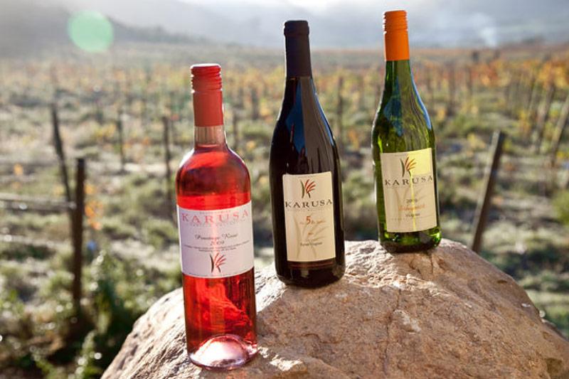 Karusa Winery Oudtshoorn